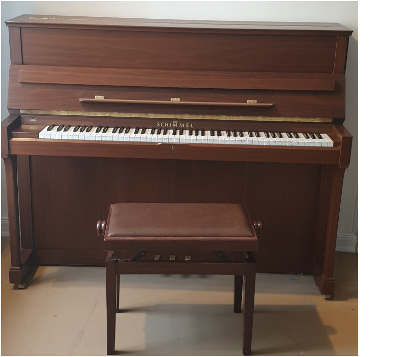 Klavier Schimmel 120
